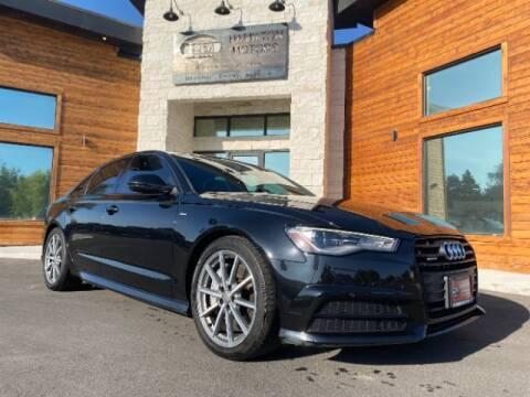 2017 Audi A6 for sale at Hamilton Motors in Lehi UT
