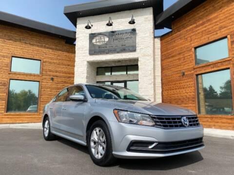 2016 Volkswagen Passat for sale at Hamilton Motors in Lehi UT