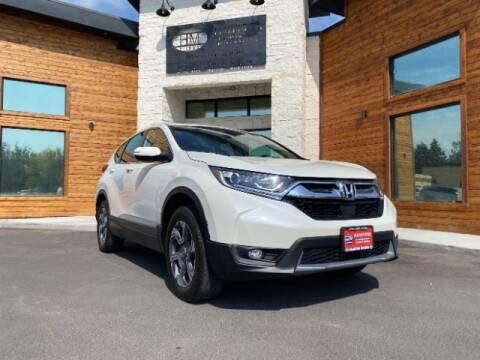 2017 Honda CR-V for sale at Hamilton Motors in Lehi UT