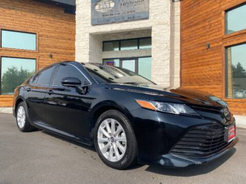 2019 Toyota Camry for sale at Hamilton Motors in Lehi UT