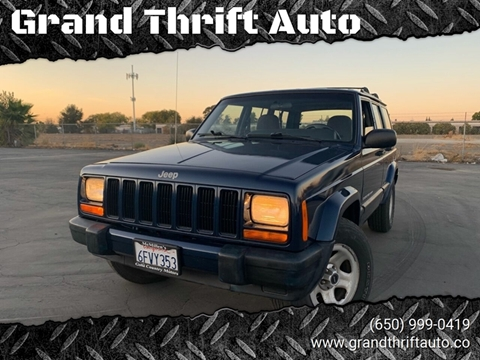2001 Jeep Cherokee for sale in Sacramento, CA