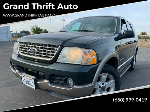 2004 Ford Explorer for sale in Sacramento, CA