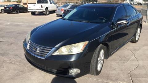 2010 Lexus ES 350 for sale at Nomad Auto Sales in Henderson NV