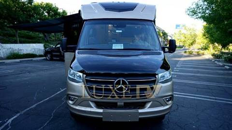 2020 Mercedes-Benz Regency RV Ultra for sale at Luxe RV Center in Los Angeles CA