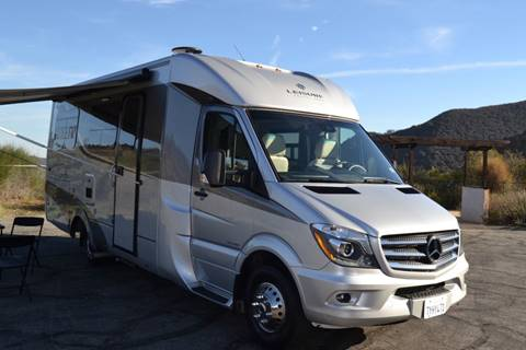 2017 Mercedes-Benz Leisure Unity for sale at Luxe RV Center in Los Angeles CA