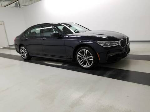 2016 BMW 7 Series 750i xDrive for sale at Lux Motorsports in Somerville NJ
