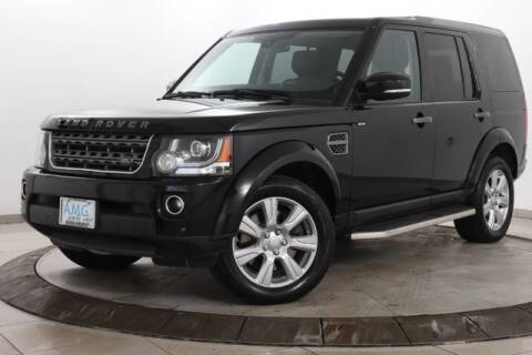 2012 Land Rover Range Rover Sport HSE for sale at Lux Motorsports in Somerville NJ