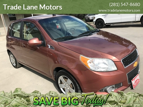 2007 chevrolet aveo ls fuel filter used chevrolet aveo for sale in houston  tx carsforsale com    used chevrolet aveo for sale in houston