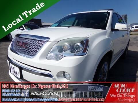 Rapid City New Gmc Acadia Vehicles For Sale