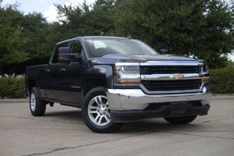 2016 Chevrolet Silverado 1500 for sale at Legacy Autos in Dallas TX