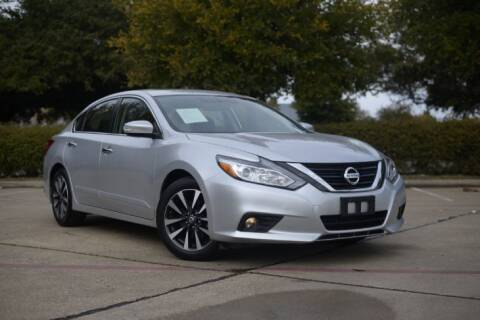 2016 Nissan Altima for sale at Legacy Autos in Dallas TX