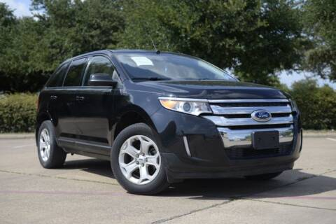 2013 Ford Edge for sale at Legacy Autos in Dallas TX