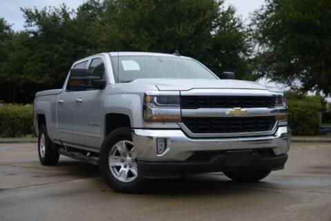 2017 Chevrolet Silverado 1500 for sale at Legacy Autos in Dallas TX
