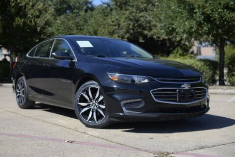 2017 Chevrolet Malibu for sale at Legacy Autos in Dallas TX