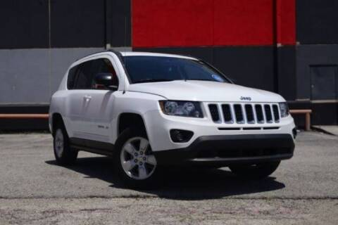 2016 Jeep Compass for sale at Legacy Autos in Dallas TX