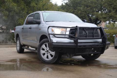 2010 Toyota Tundra for sale at Legacy Autos in Dallas TX