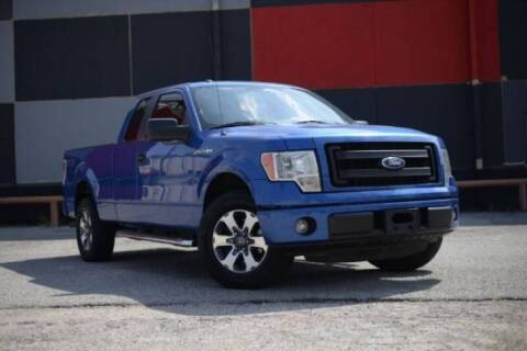 2014 Ford F-150 for sale at Legacy Autos in Dallas TX