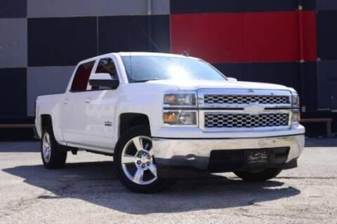 2015 Chevrolet Silverado 1500 for sale at Legacy Autos in Dallas TX