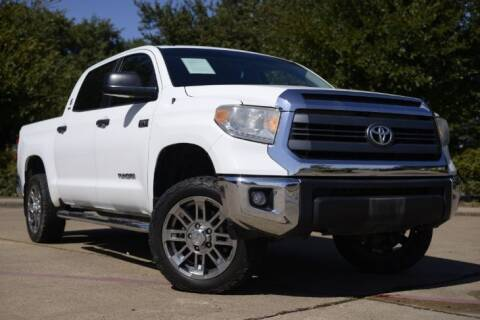 2014 Toyota Tundra for sale at Legacy Autos in Dallas TX