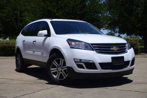2017 Chevrolet Traverse for sale at Legacy Autos in Dallas TX
