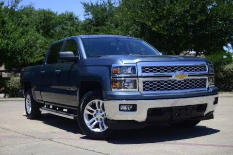 2014 Chevrolet Silverado 1500 for sale at Legacy Autos in Dallas TX
