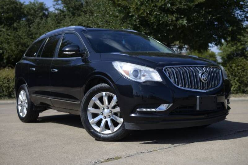 2013 Buick Enclave for sale at Legacy Autos in Dallas TX
