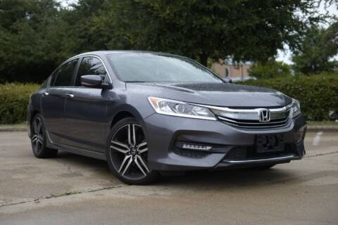 2016 Honda Accord for sale at Legacy Autos in Dallas TX