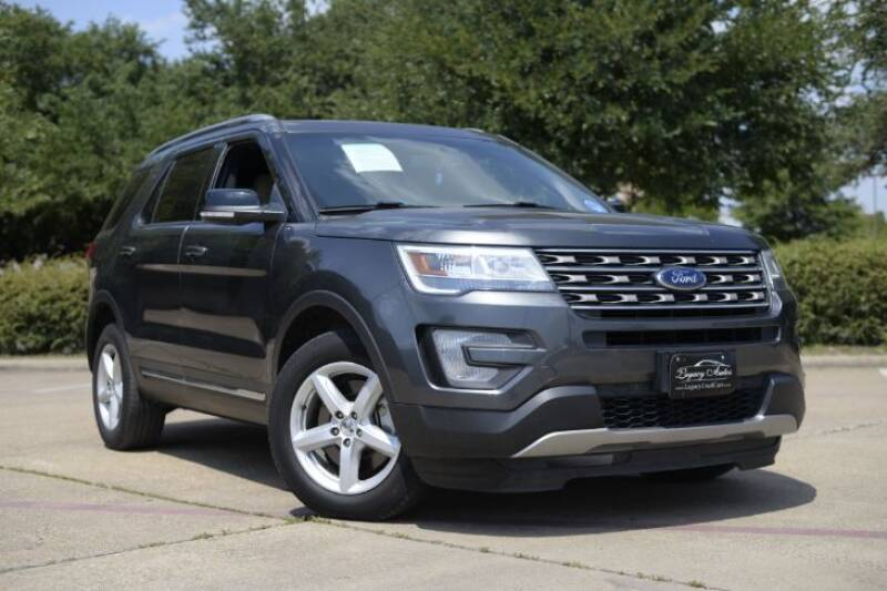 2016 Ford Explorer for sale at Legacy Autos in Dallas TX