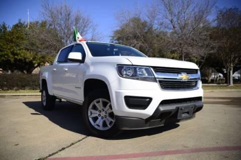 2019 Chevrolet Colorado for sale at Legacy Autos in Dallas TX