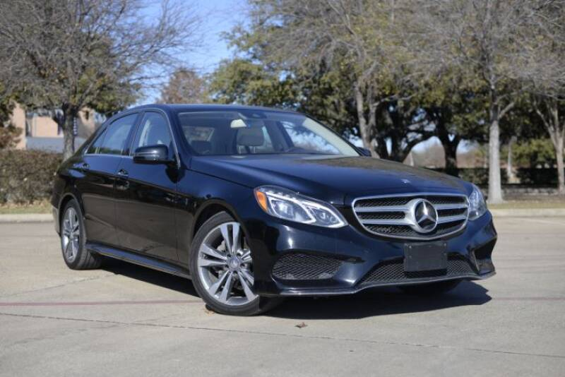 2016 Mercedes-Benz E-Class for sale at Legacy Autos in Dallas TX