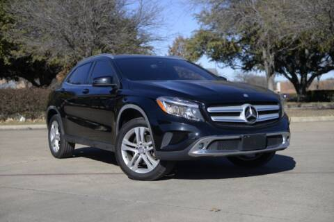 2017 Mercedes-Benz GLA for sale at Legacy Autos in Dallas TX