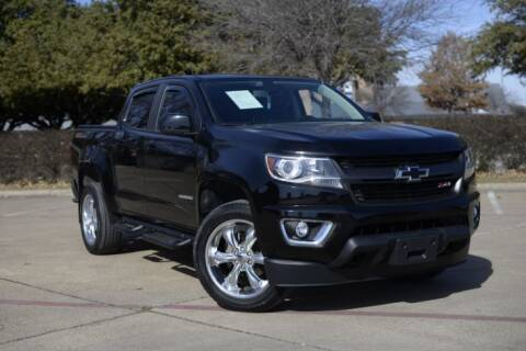 2016 Chevrolet Colorado for sale at Legacy Autos in Dallas TX