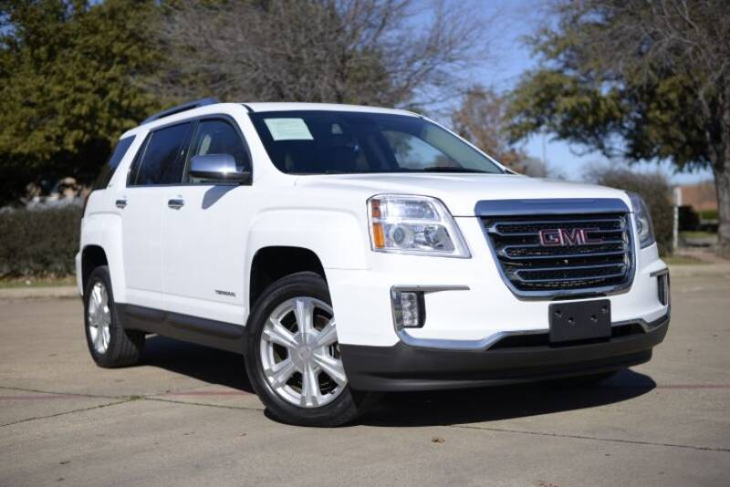 2017 GMC Terrain for sale at Legacy Autos in Dallas TX