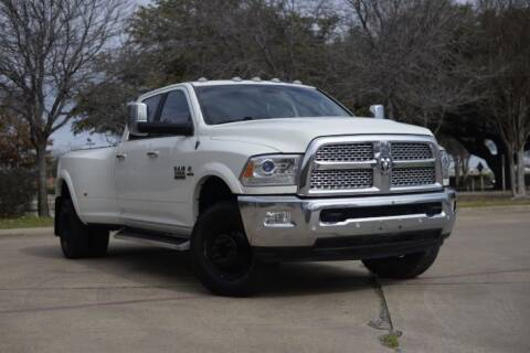2017 RAM Ram Pickup 3500 for sale at Legacy Autos in Dallas TX