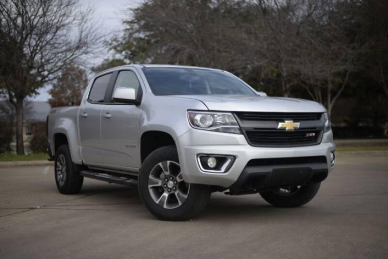 2015 Chevrolet Colorado for sale at Legacy Autos in Dallas TX