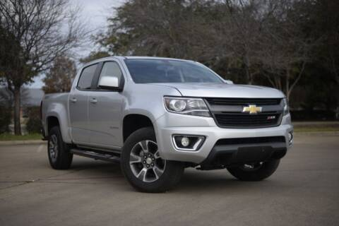 2015 Chevrolet Colorado for sale at Legacy Autos in Dallas TX