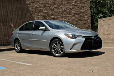 2017 Toyota Camry for sale at Legacy Autos in Dallas TX