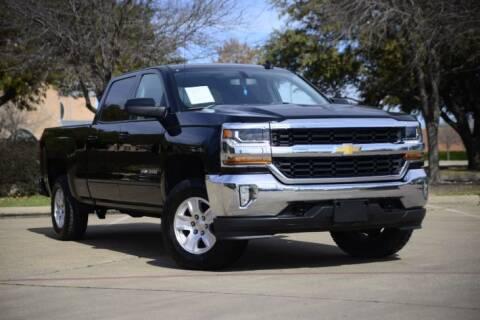 2018 Chevrolet Silverado 1500 for sale at Legacy Autos in Dallas TX