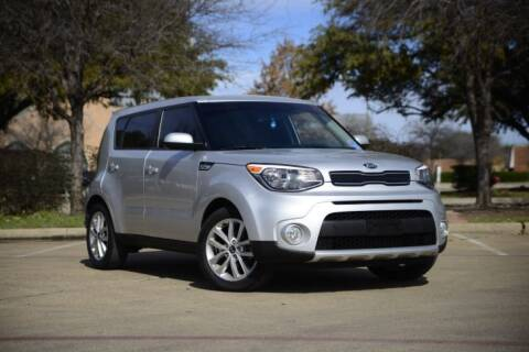 2017 Kia Soul for sale at Legacy Autos in Dallas TX