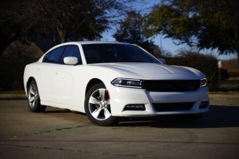 2017 Dodge Charger for sale at Legacy Autos in Dallas TX