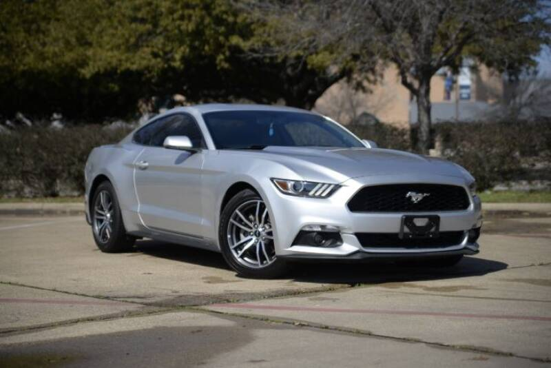 2017 Ford Mustang for sale at Legacy Autos in Dallas TX