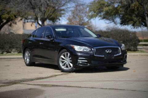 2014 Infiniti Q50 for sale at Legacy Autos in Dallas TX