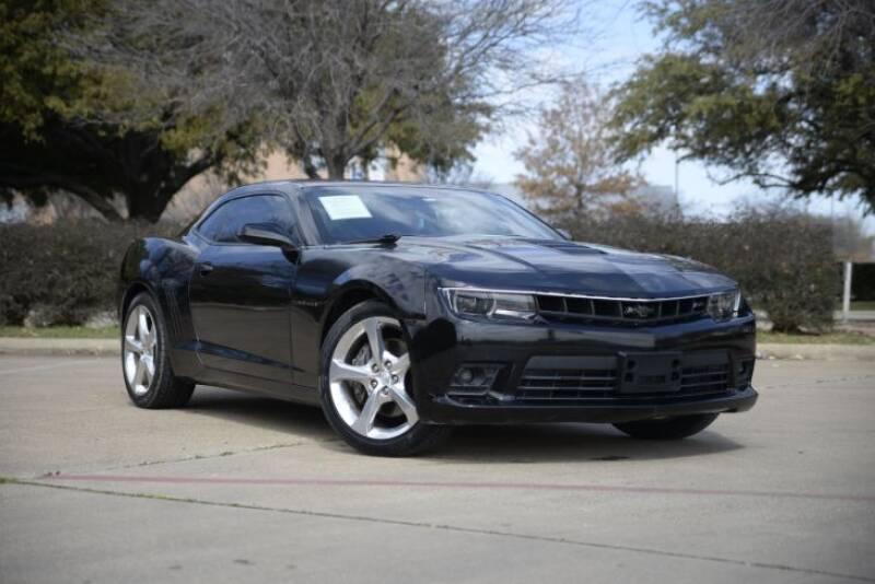 2014 Chevrolet Camaro for sale at Legacy Autos in Dallas TX
