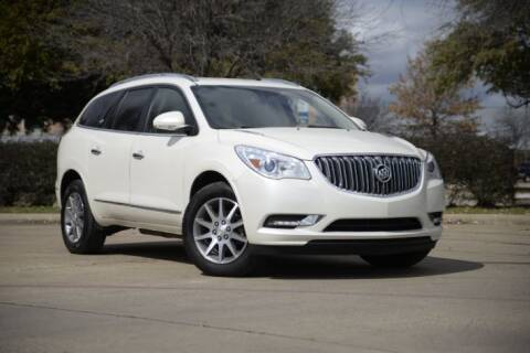 2015 Buick Enclave for sale at Legacy Autos in Dallas TX