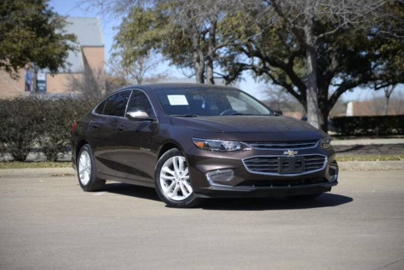 2016 Chevrolet Malibu for sale at Legacy Autos in Dallas TX