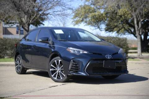 2017 Toyota Corolla for sale at Legacy Autos in Dallas TX
