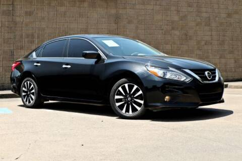2018 Nissan Altima for sale at Legacy Autos in Dallas TX