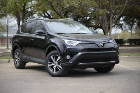 2017 Toyota RAV4 for sale at Legacy Autos in Dallas TX