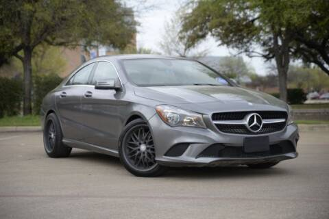 2015 Mercedes-Benz CLA for sale at Legacy Autos in Dallas TX