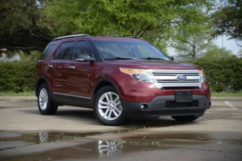 2015 Ford Explorer for sale at Legacy Autos in Dallas TX